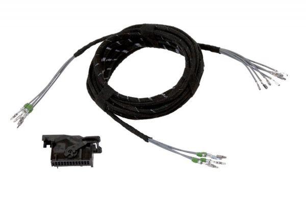 Kabelsatz Umrüstung aLWR Kurvenlicht auf voll LED für Audi A6 4G, A7 4G Audi A6 4G