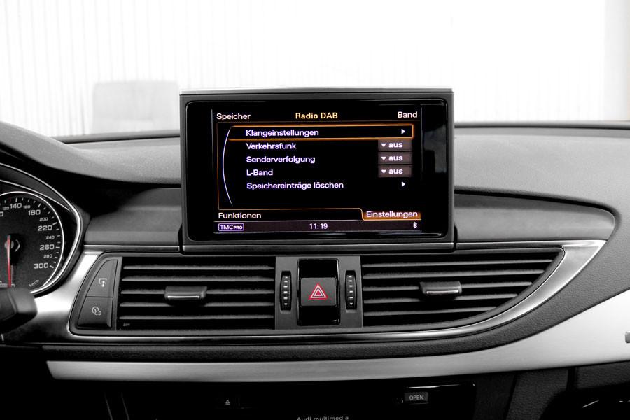 Nachrüst DAB Antennenmodul für Audi A5 8T Sportback für FISTUNE DAB Box