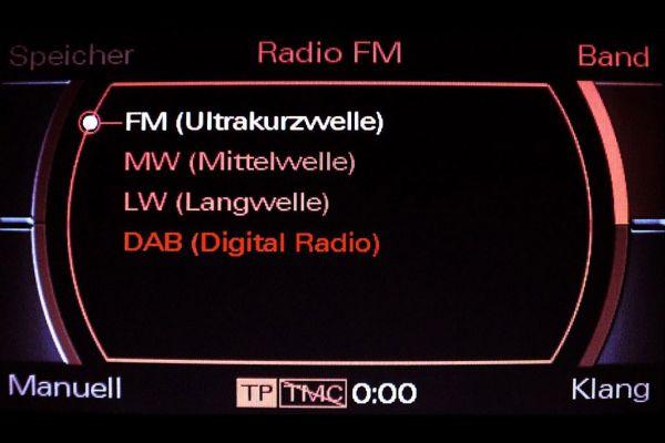37094 - Kabelsatz digitales Radio DAB Audi A8 4E MMI 2G