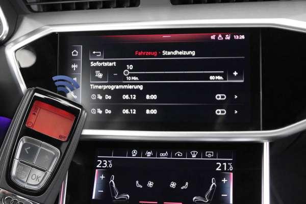 43000 - Nachrüst-Set Standheizung für Audi A6 4A, A7 4K 3.0 TDI