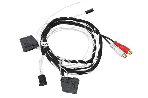 "35578 - Kabelsatz für IMA Mercedes Comand 2.0 ""Basic"", ""Basic-Plus"""