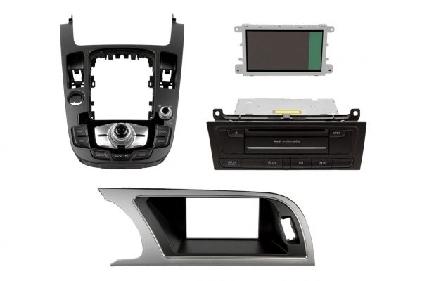 39686 - Nachrüst-Set MMI3G Navigation plus für Audi A5 8T