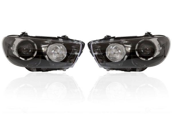 Komplett-Set Bi-Xenon Scheinwerfer für VW Scirocco Bis Modelljahr 2009 ohne elektr. Dämpferregelung