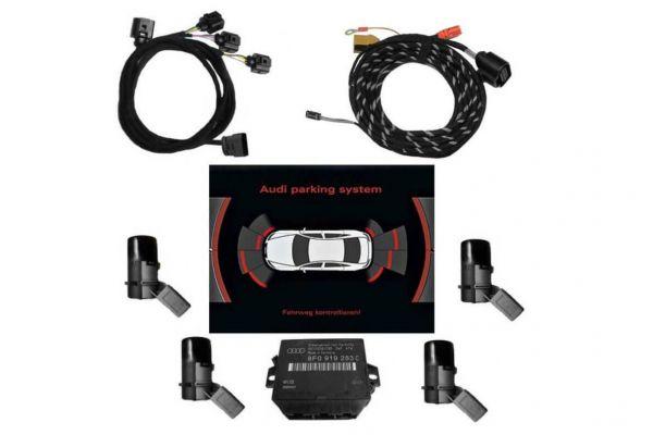 35717 - Komplett-Set APS+ plus (optische Anzeige Radio, MMI) für Audi A5 8T Bis Modelljahr 2011