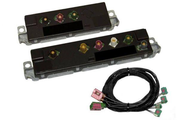 Nachrüst-Set TV-Antennenmodule für Audi A5 8T MMI 3G Coupé