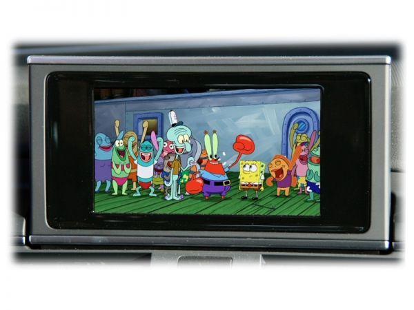 38833-1 - Video Anschluss-Set für Audi - MMI Navigation, Radio Plus, RMC
