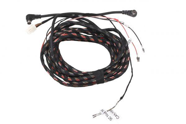 34040 - Kabelsatz TV-Tuner für VW MFD, AUDI RNS D mit Can komplett, alt