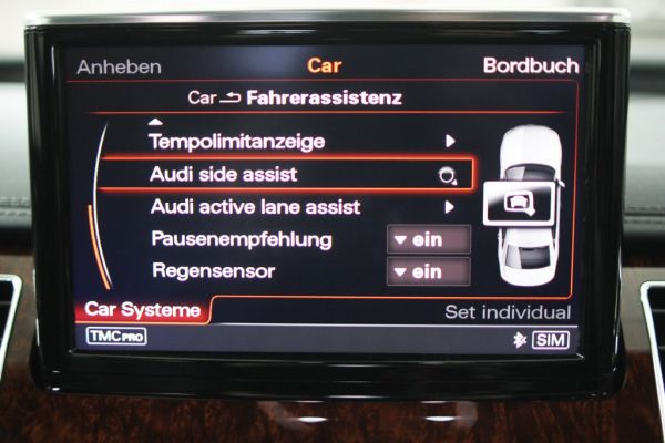 40685 - Spurwechselassistent (Audi side assist) für Audi A8 4H