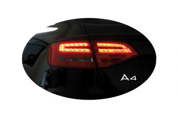36956 - Kabelsatz + Codier Dongle LED Heckleuchten für Audi A4/S4 Avant