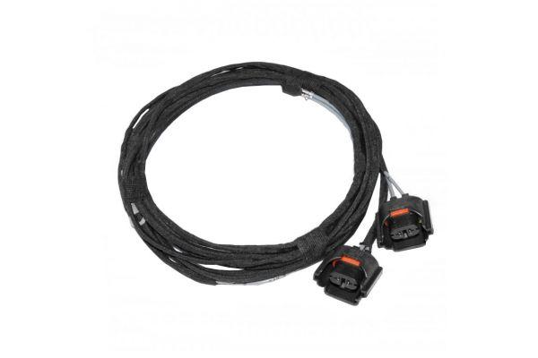38355 - Kabelsatz Nebelscheinwerfer (NSW) für VW Polo 6R, Skoda Roomster Ohne Abbiegelicht