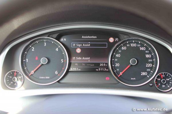 40525 - Verkehrszeichenerkennung VZE für VW Touareg 7P