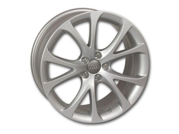 8X00714978Z8 - Original Audi A1 Aluminium-Gussrad im 5-V-Speichen-Design