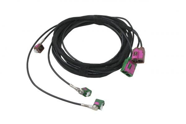 35668 - Kabelsatz TV-Antennenmodule für Audi A5 8T Coupé