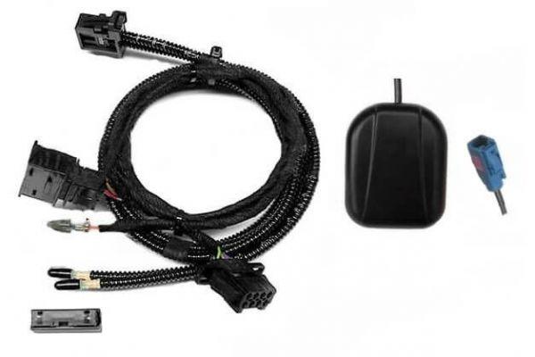 34051 - Anschluss-Set DVD Navigationssystem für Audi Q7 4L