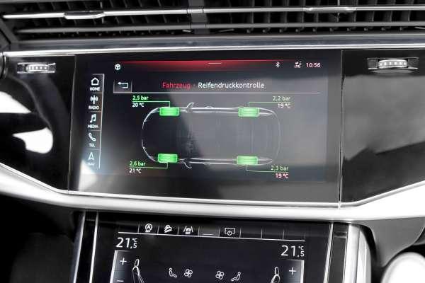 43045 - Reifendruck-Kontrollsystem (RDK) für Audi A8 4N