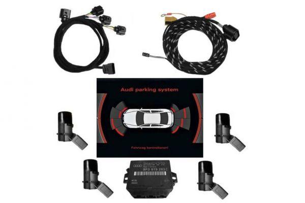 36840 - Komplett-Set APS plus+ (optische Anzeige Radio, MMI) für Audi Q5 Bis Modelljahr 2012