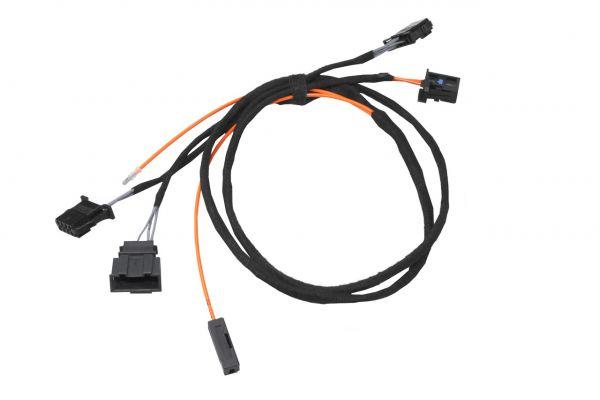 33915 - Kabelsatz CD-Wechsler, AMI für Audi Q7 4L inkl. LWL MMI 2G