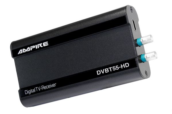 38233 - AMPIRE DVB-T HD-Receiver mit USB-Recorder (MPEG4)