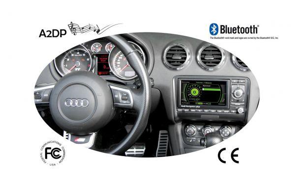 36431 - FISCON Freisprecheinrichtung Basic-Plus für Audi, Seat