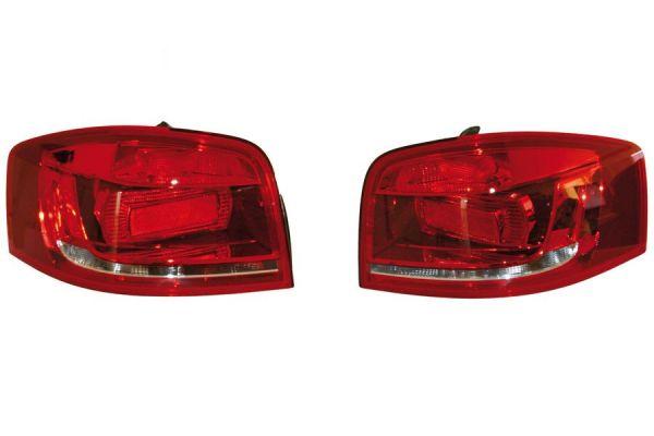 Facelift Heckleuchten LED-Design original für Audi A3 8P Nein