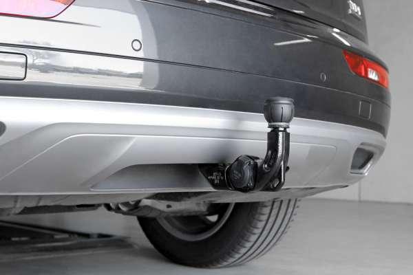 43570 - Komplettset Anhängerkupplung (AHK) für Audi Q5 FY 1D0, ohne Vorbereitung AHK Luftfederung
