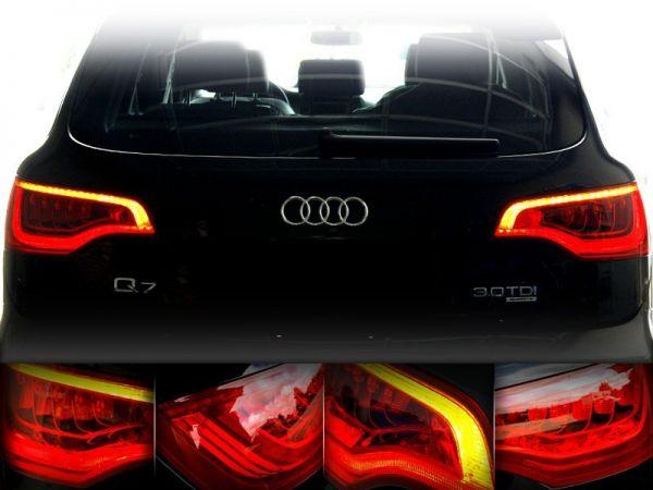 37109 - Nachrüst-Set LED Heckleuchten für Audi Q7