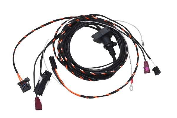 37541 - Kabelsatz zur Nachrüstung Autotelefon Bluetooth (SAP) für Audi A4 8K, A5 8T, Q5 8R
