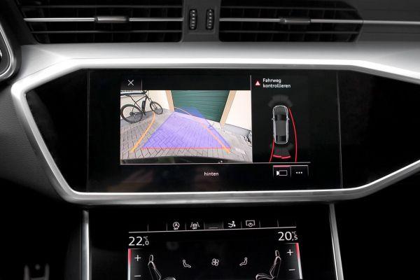 43120 - APS Advance Rückfahrkamera für Audi A6 4A
