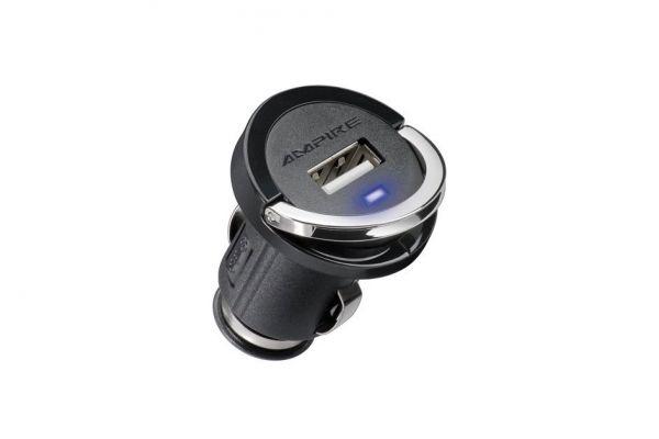 38097 - USB Ladeadapter 12/24 V > USB - 2.1 A