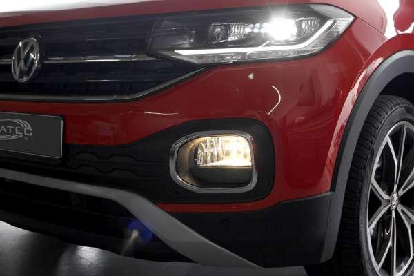 43895 - Nachrüst-Set Nebelscheinwerfer für VW T-Cross C11 MIT Auto-Licht Assistent