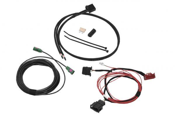 37021 - Kabelsatz TV-Tuner für Audi A4 8K, A5 8T inkl. LWL MMI 2G nein