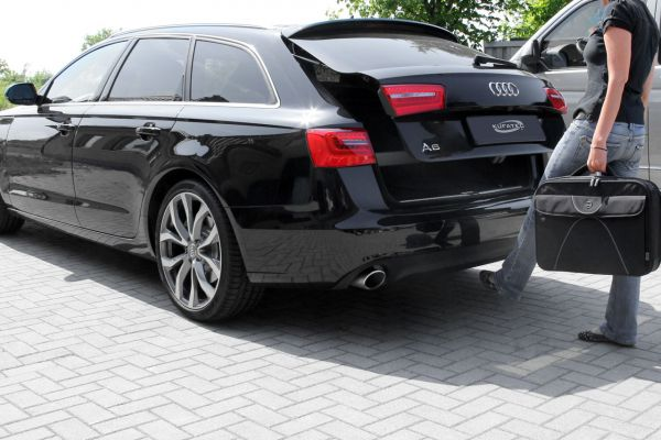 Sensor Operated Electrical Tailgate Opening Audi A4 8w Avant