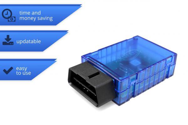 39038 - Codierdongle FISCON Pro für BMW-F-Serie Fahrzeuge mit USB Schnittstelle in der Armlehne (SA Code: 6NR)