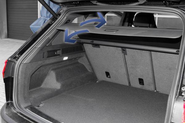 Nachrüst-Set elektrische Laderaumabdeckung für VW Touareg CR