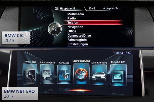 39041 - TV-Freischaltung für BMW, Mini CIC & CIC NBT Professional F-Serie - OBD