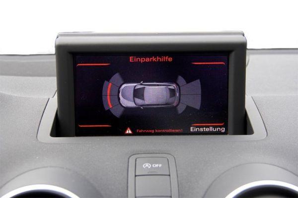 Komplett-Set Einparkhilfe Front für Audi A1 8X Ohne RDK / Ohne Sitzheizung