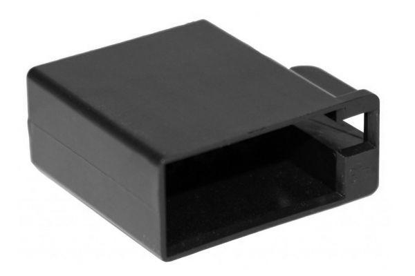 35475 - ISO Strom-Buchsengehäuse 8-polig, 10 Stück