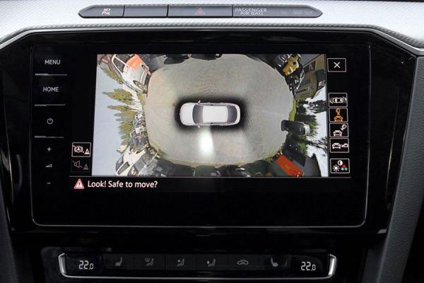 Komplett-Set Umgebungsansicht Area View für VW Arteon 3H 6XN