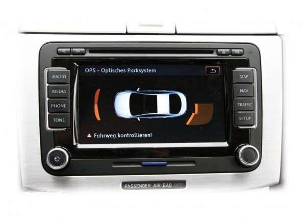 36555 - Nachrüst-Set OPS Optisches Parksystem für VW Touran Nein