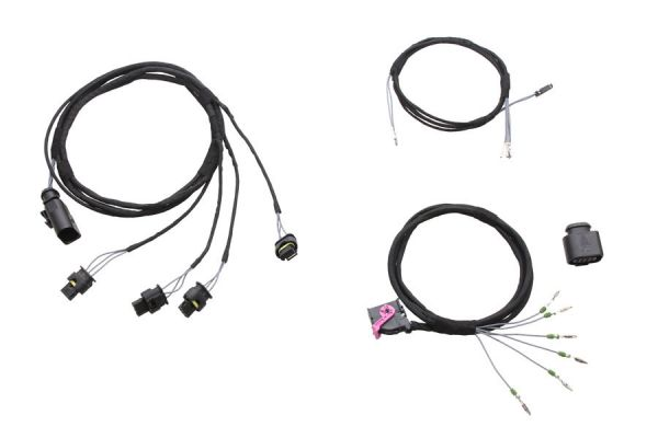 40728 - Kabelsatz-Set APS+ Front für Audi A3 8V