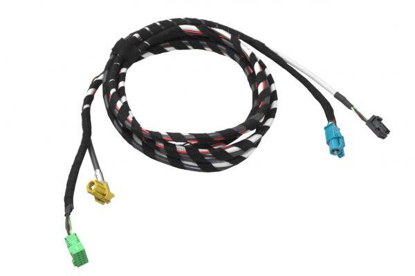 43334 - Kabelsatz USB AUX IN für MIB Radio, Navi 5G0035222E
