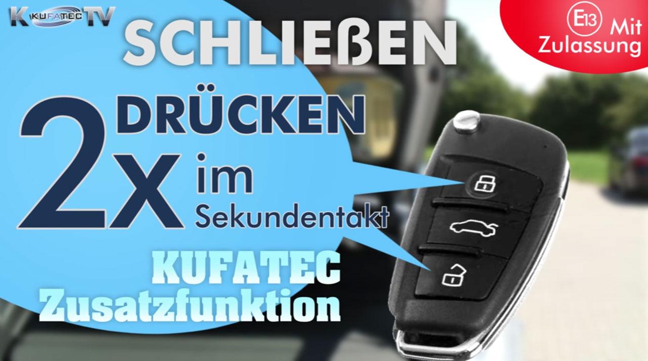 33801-N - Comfort Heckklappenmodul für Audi, VW
