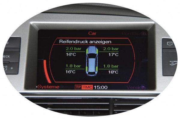 35608 - Reifendruck-Kontrollsystem (RDK) für Audi A6 4F