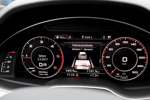 41935 - Automatische Distanzregelung (ACC) für Audi A4 8W