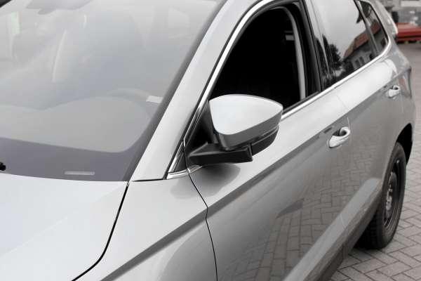 43495 - Komplettset anklappbare Außenspiegel für Skoda Karoq NU7 Linkslenker, L0L