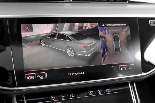 43395 - Umfeldkamera - 4 Kamera-System für Audi A8 4N