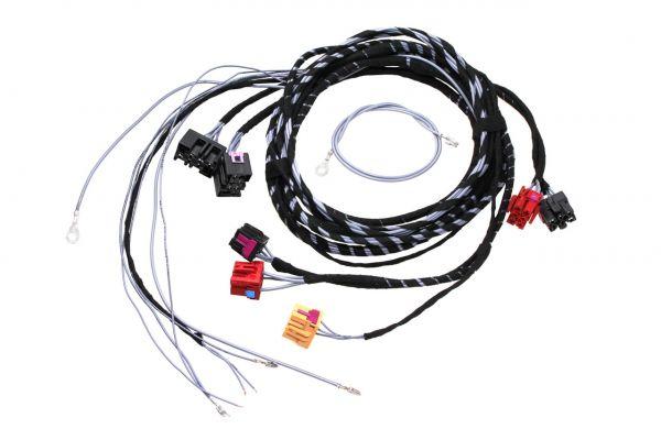33355 - Kabelsatz Sitzheizung + Sitzverstellung + Memory für VW, Audi