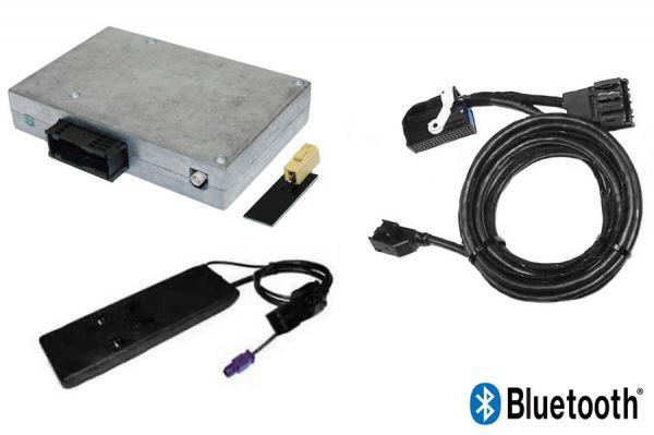 35638 - Umrüst-Set Alt auf Bluetooth Neu komplett für Audi A6 4B