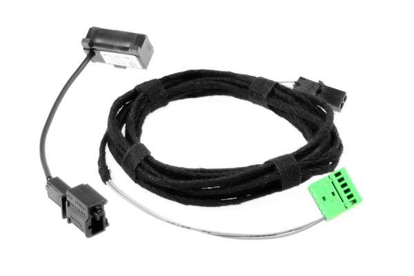 39014 - Kabelsatz + Mikrofon für VW RNS 315 Nur Bluetooth