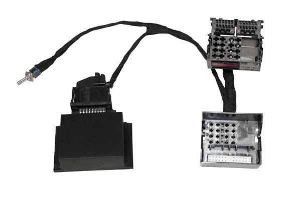 33987 - TV-Freischaltung für RNS-E Audi A4 8E, A3 8P, A6 4B, TT 8J